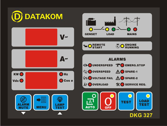 DKG-327 automatic transfer switch