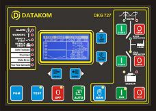 DKG-727 Mains Controller for multi Genset Paralleling