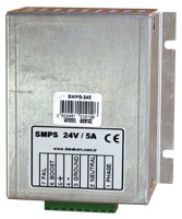 SMPS-245 Battery Chargers 24V\5A