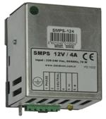 SMPS-242 DIN Rail Battery charger (24V / 2A)