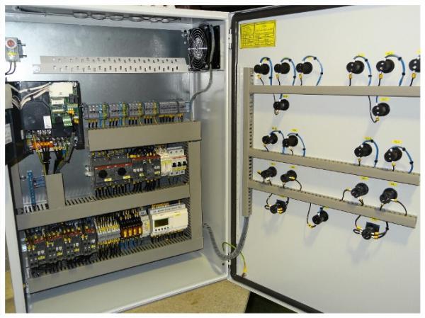 Шкаф управления насосной станцией